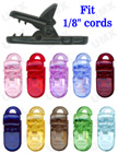 Color Plastic Clips For Badges, Nametags or Baby Pacifiers