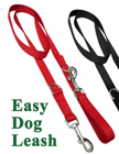 Premium Dog Leash with Two Easy Hooks DL-3450/Per-Piece