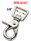 "5/8"" Popular Square Head Lobster Clip Hooks: For Flat Rope"