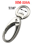 "7/16"" Round Push Gate Snap Hooks For Round Rope HM-220A/Per-Piece"
