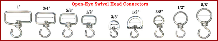 Swivel Head Connectors
