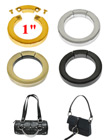"1"" Secured Purse Strap Rings: For Purse Straps, Handbag Straps or Bag Straps"