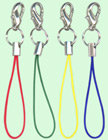 Universal Cell Phone Accessory Strings With Lobster Claw Hooks